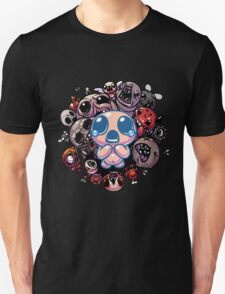 The Binding of Isaac - Isaac vs The World - HIGH QUALITY T-Shirt
