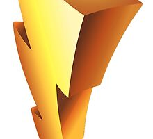 Mighty Morphin Power Rangers Symbol by Zanie