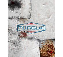 TORGUE! Photographic Print