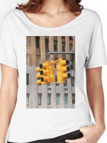 Traffic Lights Women's Relaxed Fit T-Shirt
