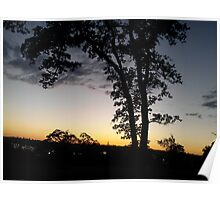 Larravide Sunset 10 Poster