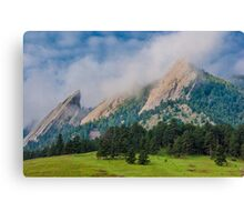 Ancient - Never Old Canvas Print