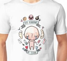 The Binding of Isaac - I S A A C - HIGH QUALITY Unisex T-Shirt