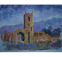 'Mount Grace Priory, North Yorkshire' Photographic Print