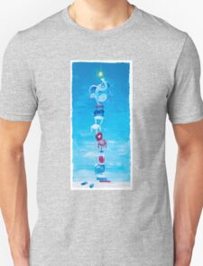 Let Them Smile But Don't Stop! - Adventure of changing the light bulb  Unisex T-Shirt