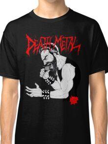 Death Metal Guttural Growl Classic T-Shirt