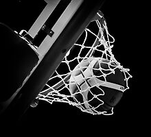 Basketball by Luca Renoldi