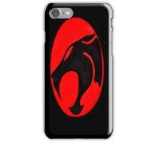 cat symbol iPhone Case/Skin