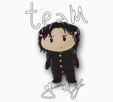 Team Guy of Gisborne Tee by sebabybaby