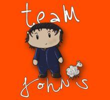 Team John Standring Tee Kids Clothes