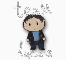 Team Lucas North Tee by sebabybaby