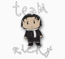 Team Ricky Deeming Tee Kids Clothes