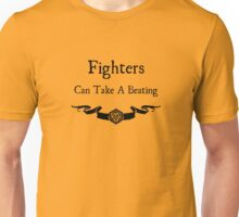 Fighters Can Take a Beating Unisex T-Shirt