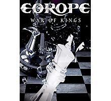 Europe Band War Of Kings tour 2016 Photographic Print