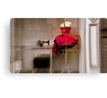 hand-made style Canvas Print