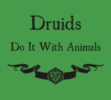 Druids Do It With Animals by Serenity373737