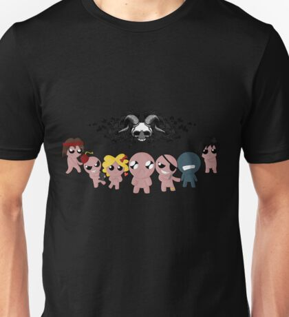 The Binding of Isaac - Choose your destiny - HIGH QUALITY Unisex T-Shirt
