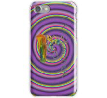 Rainbow Dalek iPhone Case/Skin