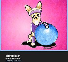 Chihuahuas Off-Leash Art™ Vol 1 by offleashart