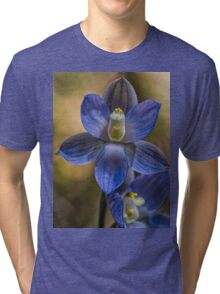 Great Sun Orchid Tri-blend T-Shirt
