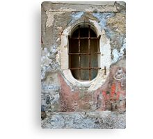 She Was Rough Around The Edges... Canvas Print