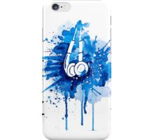 Sharing the Beat iPhone Case/Skin