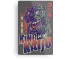 King of the Kaiju Metal Print