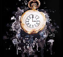 Death's Last Stop (Black) by RhiCreated