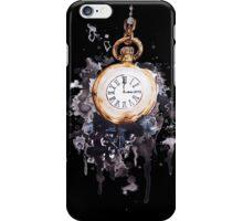 Death's Last Stop (Black) iPhone Case/Skin
