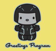 Greetings Program - Legacy One Piece - Short Sleeve