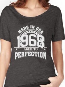 1968 - aged to perfection Women's Relaxed Fit T-Shirt