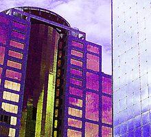 Reflections by wandringeye