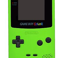 Gameboy Color by natose
