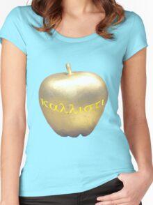 Kallisti Women's Fitted Scoop T-Shirt