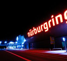 Nürburgring by night by Division