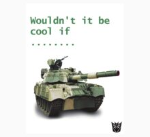 Wouldn't it be cool if by Bradley Adams