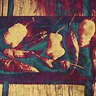 Vintage Ghost Chilies by SRowe Art
