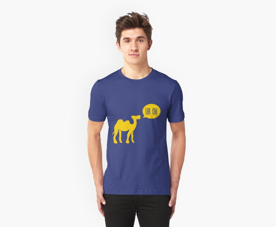 Hump Day Tee Shirt by typeo