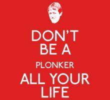 Rodney: Plonker Kids Clothes