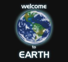 Welcome to Earth! by Caitlin Lane