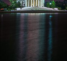 Jefferson Memorial by Alex Banakas