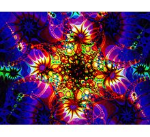 Fired Synapse of the Holographic Mind Photographic Print