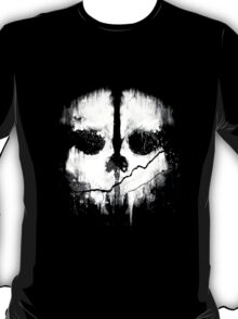 Call of Duty Ghosts T-shirt T-Shirt