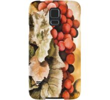 Grapes On My Phone Samsung Galaxy Case/Skin