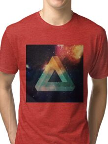Old Tricks Tri-blend T-Shirt