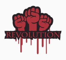 Revolution Graffiti Design by Style-O-Mat