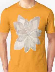 Ripple Flowers  T-Shirt