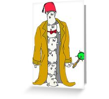 Adipose Doctor Greeting Card