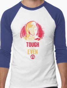 Get Tough, Get Even  Men's Baseball ¾ T-Shirt