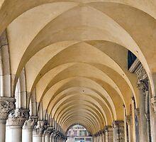 Venice Architecture by David J Baster
